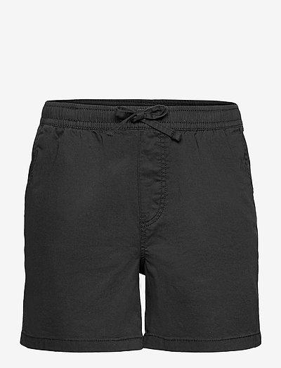 JJIJEFF JJJOGGER SHORTS AKM - casual shorts - black