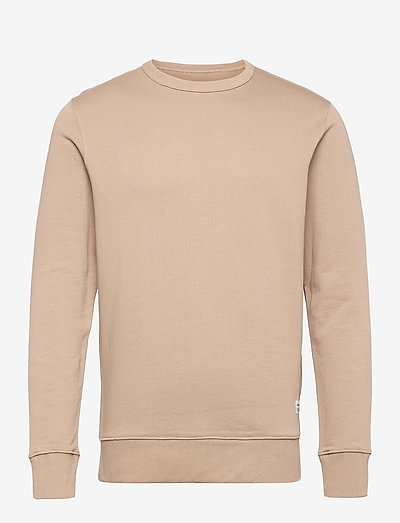 JJEORGANIC BASIC SWEAT CREW NECK - tøj - crockery