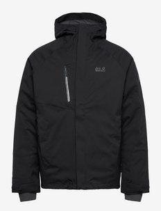 TROPOSPHERE JACKET M - vestes d'extérieur et de pluie - black