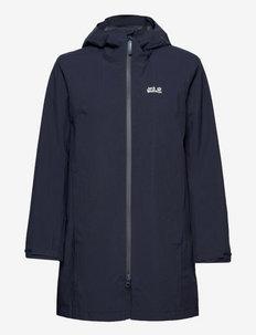 JWP COAT W - outdoor- & regenjacken - night blue
