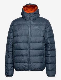HELIUM MEN - vestes d'extérieur et de pluie - orion blue