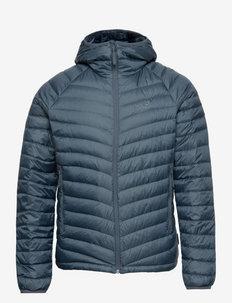 ATMOSPHERE JKT M - vestes d'extérieur et de pluie - orion blue