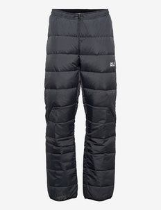 ATMOSPHERE PANTS MEN - pantalon de randonnée - black