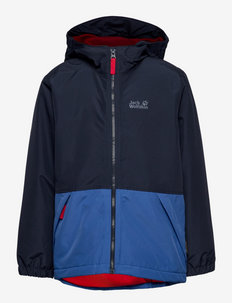 SNOWY DAYS JACKET KIDS - softshell jacket - night blue