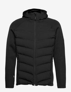 TASMAN JACKET M - vestes d'extérieur et de pluie - black