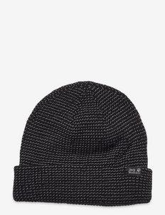 NIGHT HAWK CAP - mützen - black