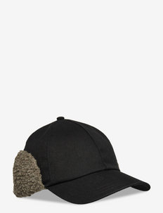 FIERCE WIND CAP M - kappen - black