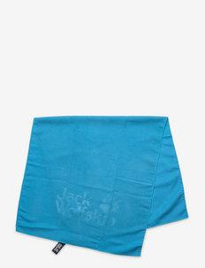 GREAT BARRIER TOWEL M - svømmetilbehør - turquoise