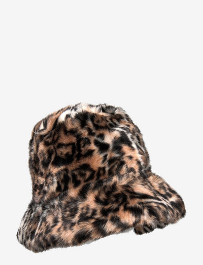 Hattie Bucket Hat - bucket hats - leopard