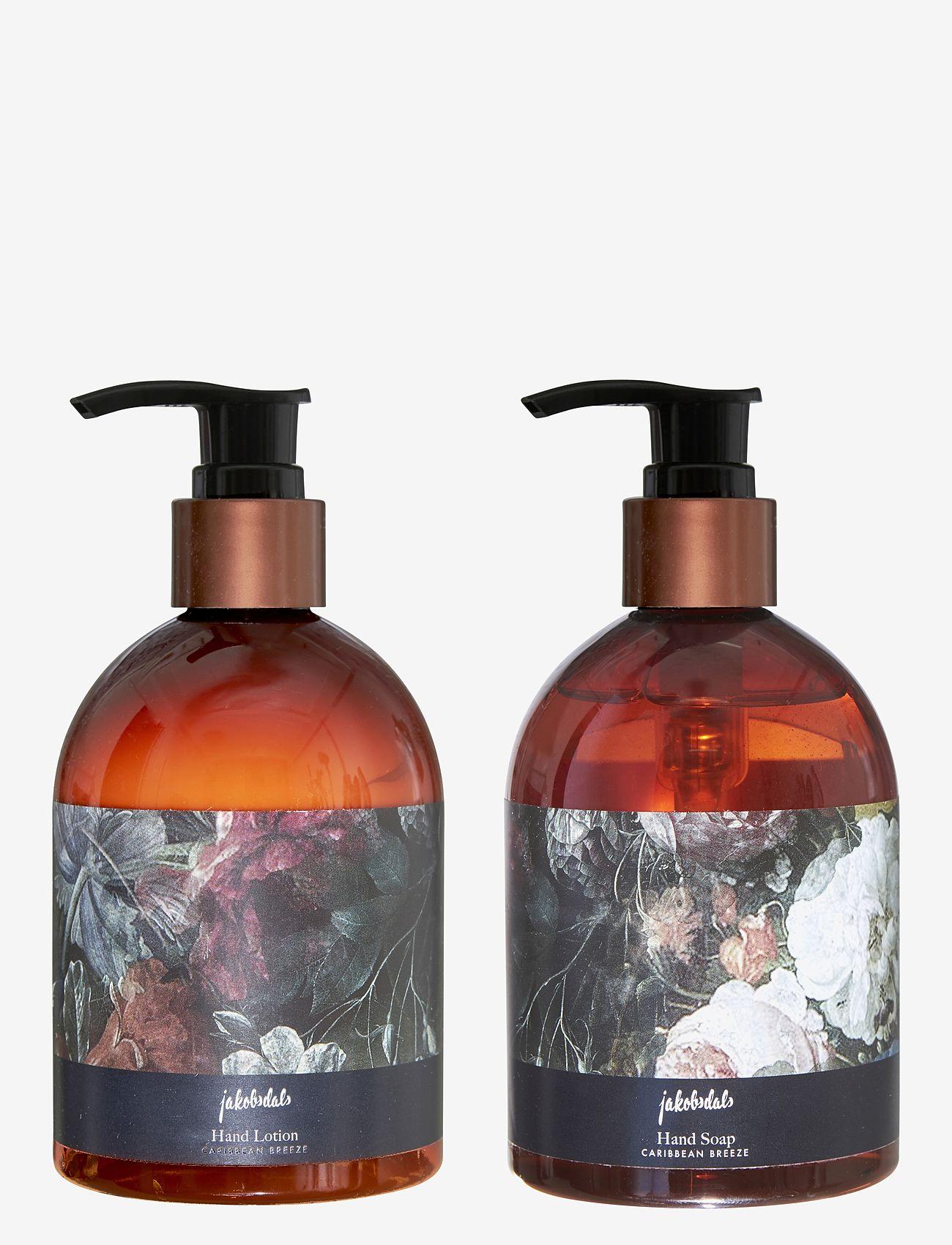 Jakobsdals - Only For You Soap & lotion SET - hudplejesæt - cream - 0