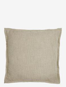 Timeless plain Cushion cover - coussins - beige 2