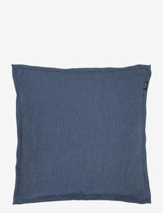Timeless plain Cushion cover - cushion covers - blue
