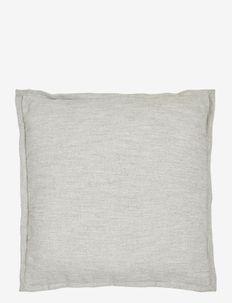 Timeless plain Cushion cover - coussins - grey