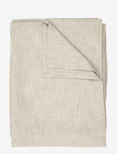 Timeless plain Table cloth - kankaiset lautasliinat - beige