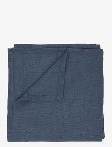 Timeless plain Table cloth - nappes et chemins de table - blue