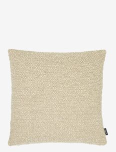 Boucle moment Cushion cover - coussins - beige