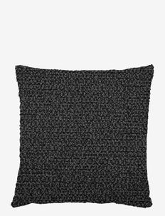 Boucle moment Cushion cover - cushion covers - black