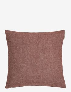 Nordseter wool Cushion cover - cushion covers - red