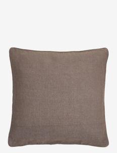 Sagamore Cushion cover - cushion covers - brown 2