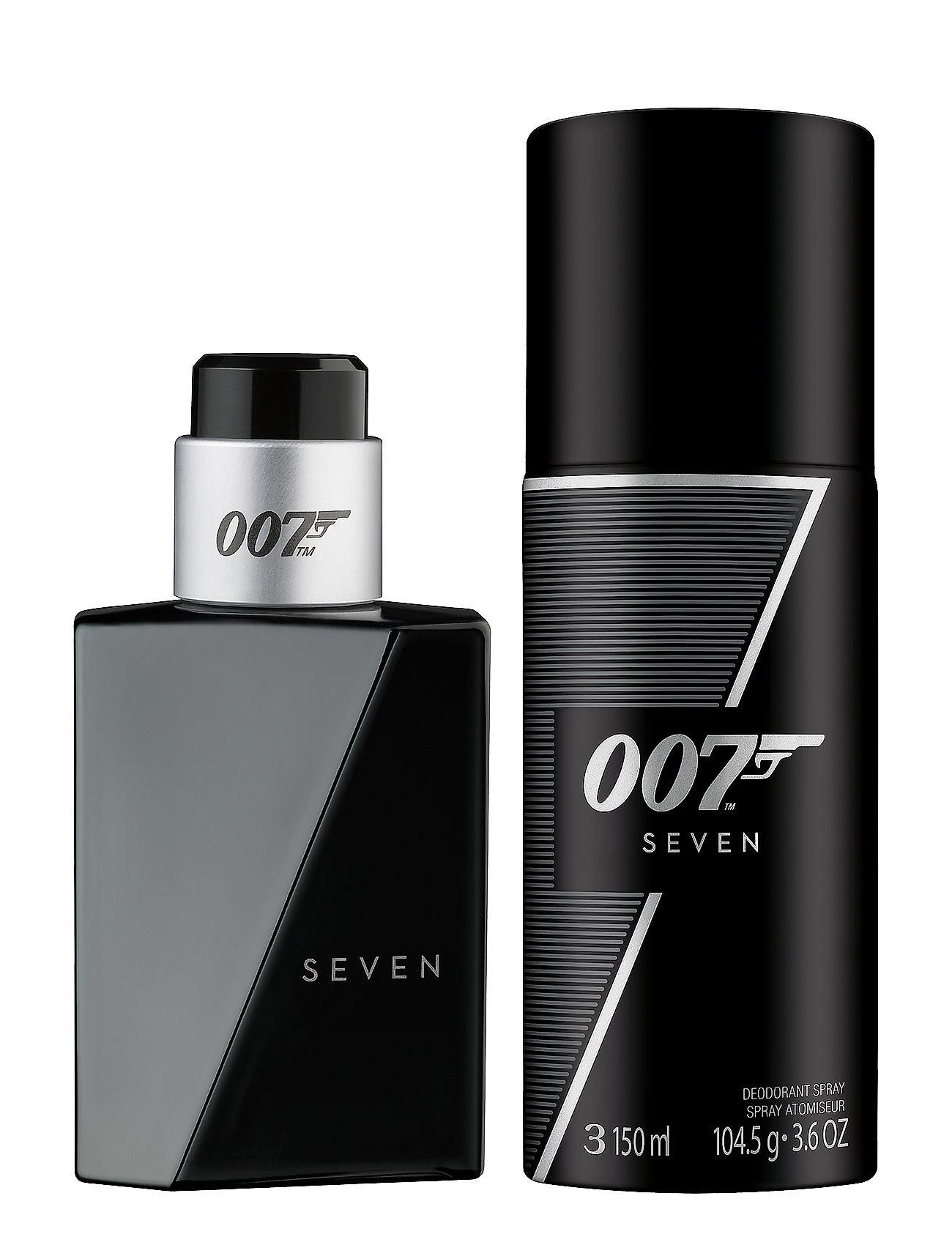 James Bond SEVEN EAU DE TOILETTE 30ML/DEODORANT SPRAY 150ML - NO COLOR