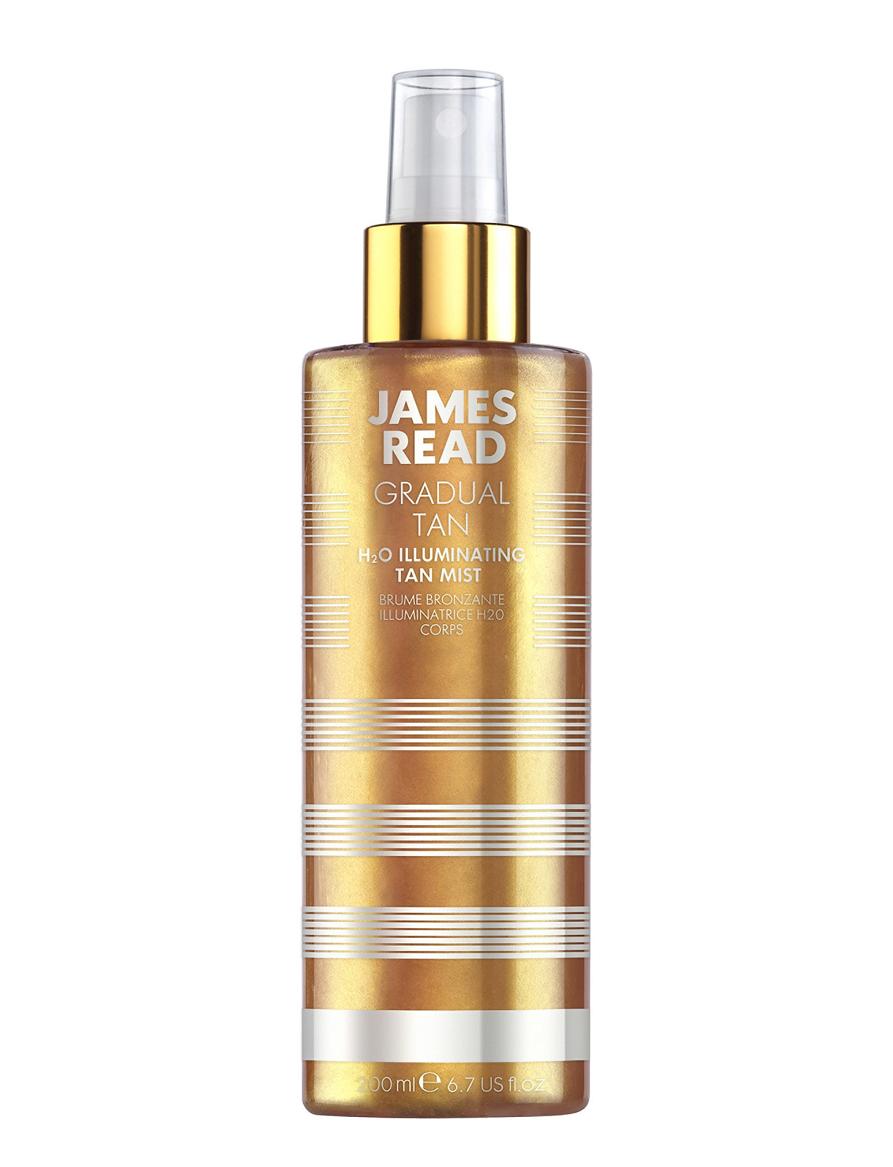 James Read H2O Tan Mist Body
