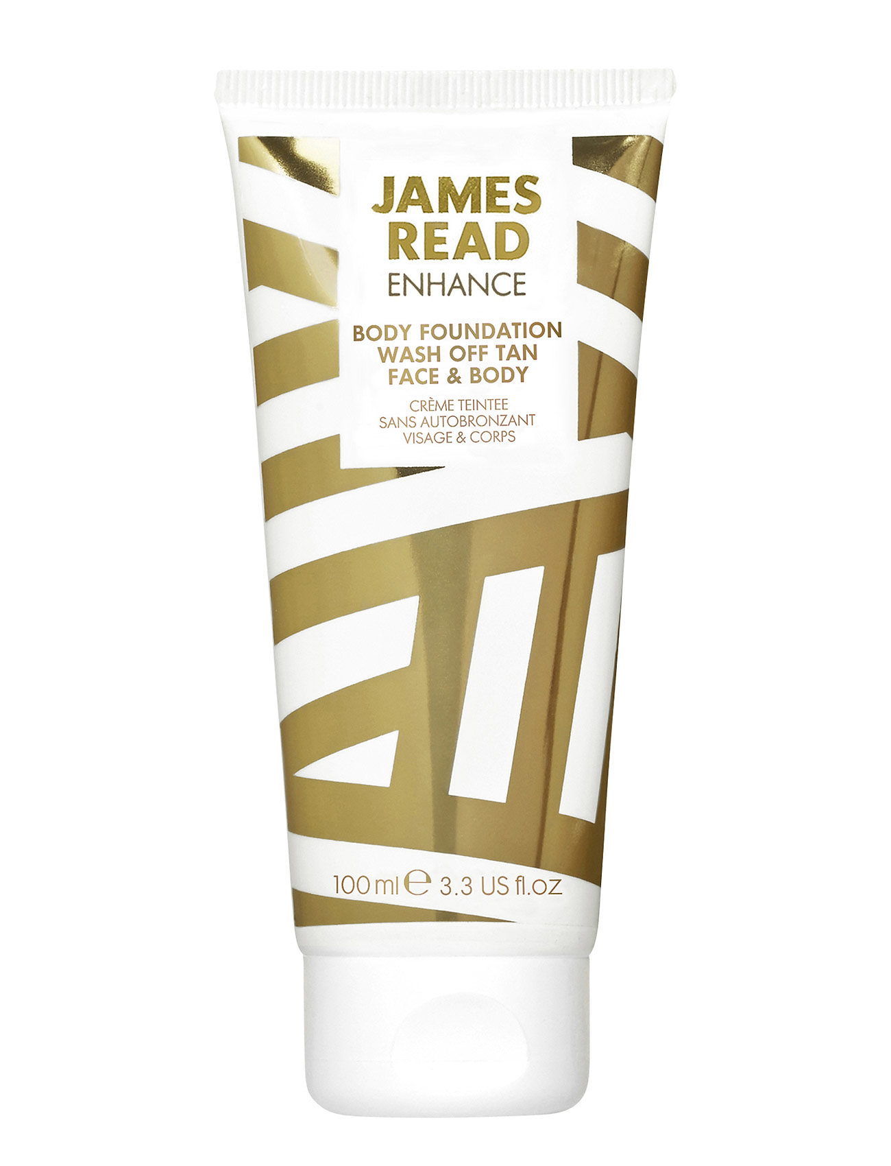 James Read Body Foundation Wash Off Tan Face & Body - CLEAR