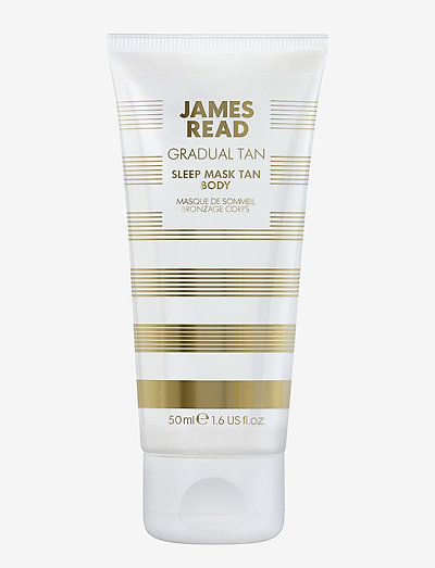 Sleep Mask Tan Body - CLEAR