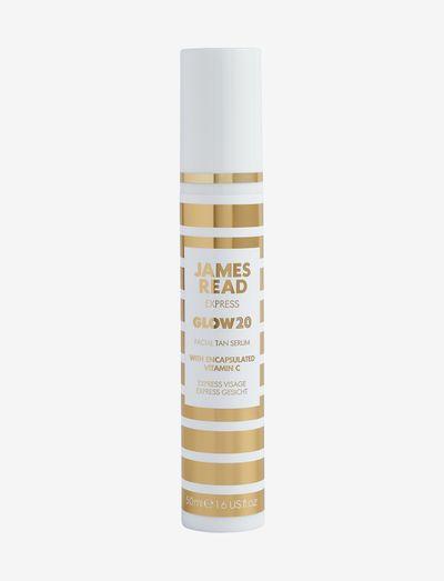James Read Glow 20 Face Mask 50 ml - ansiktsmask - clear