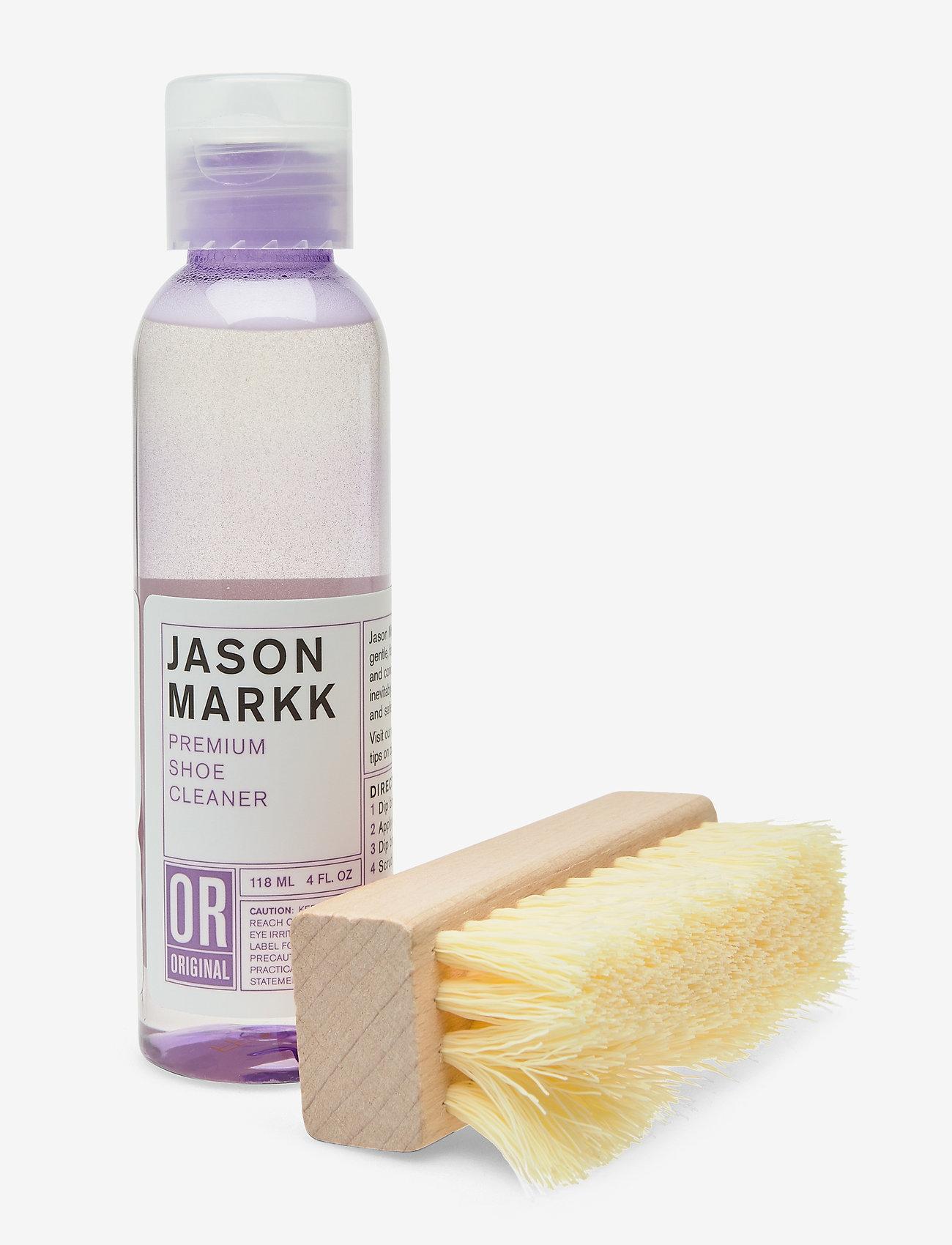 Jason Markk - 4 oz. Premium Shoe Cleaning Kit - shoe protection - white - 0
