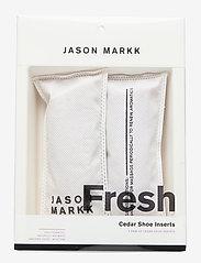 Jason Markk - Cedar Inserts - shoe protection - white - 0