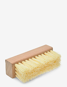 Standard Shoe Cleaning Brush - shoe protection - white