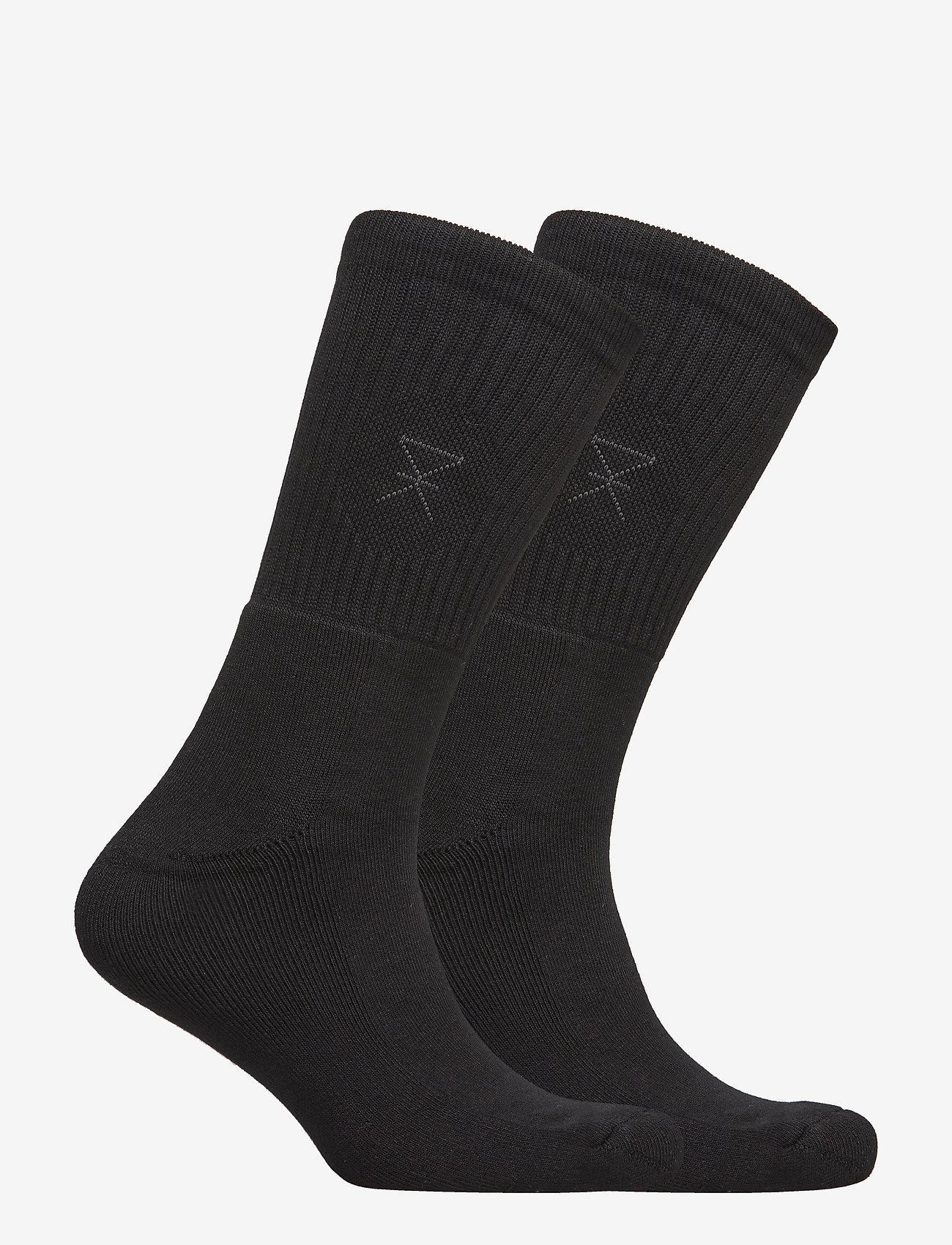 JBS of Denmark - JBS of dk socks bamboo 2-pack - regular socks - black