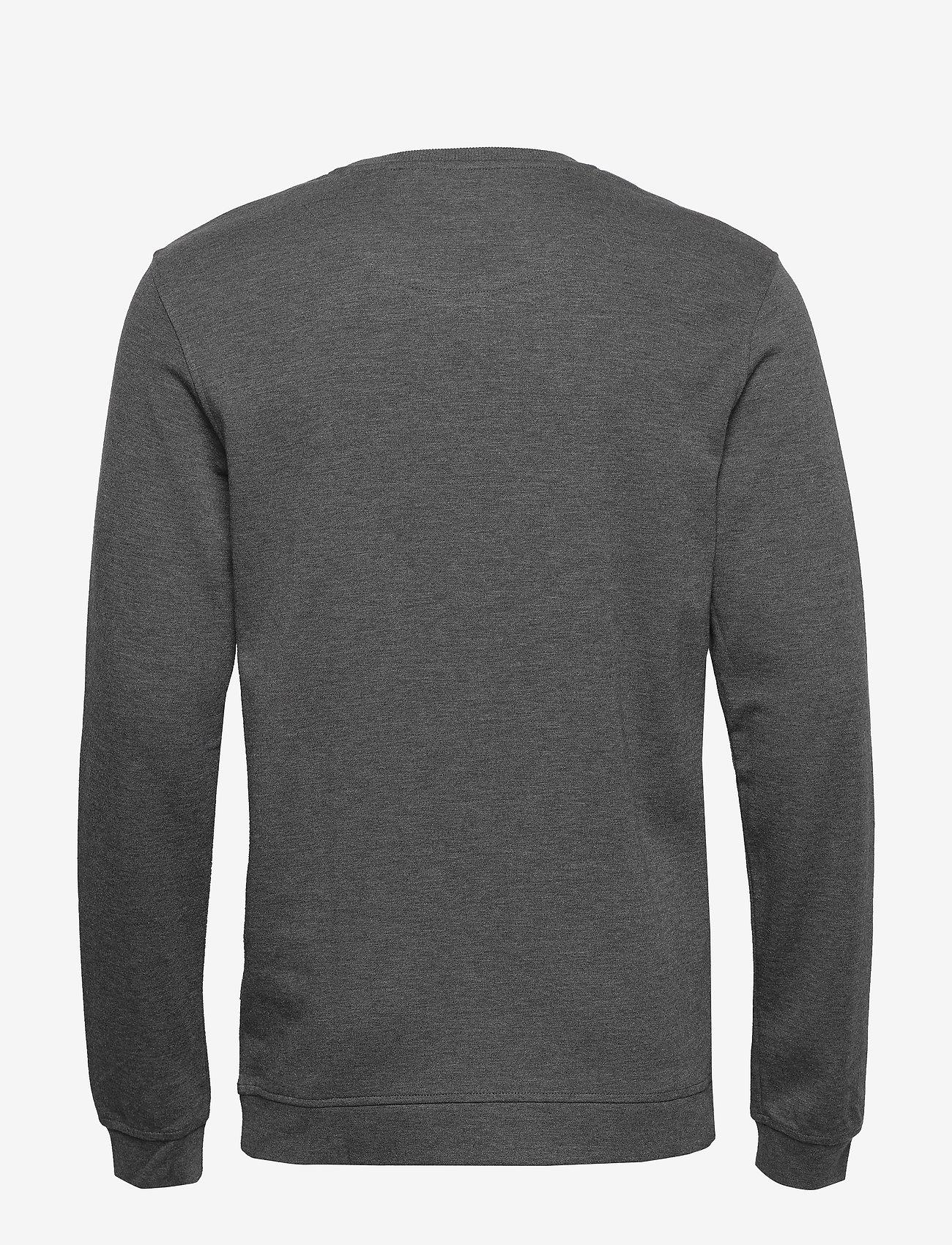 JBS of Denmark JBS of Denmark shirt bamboo - Sweatshirts DARK GRAY - Menn Klær