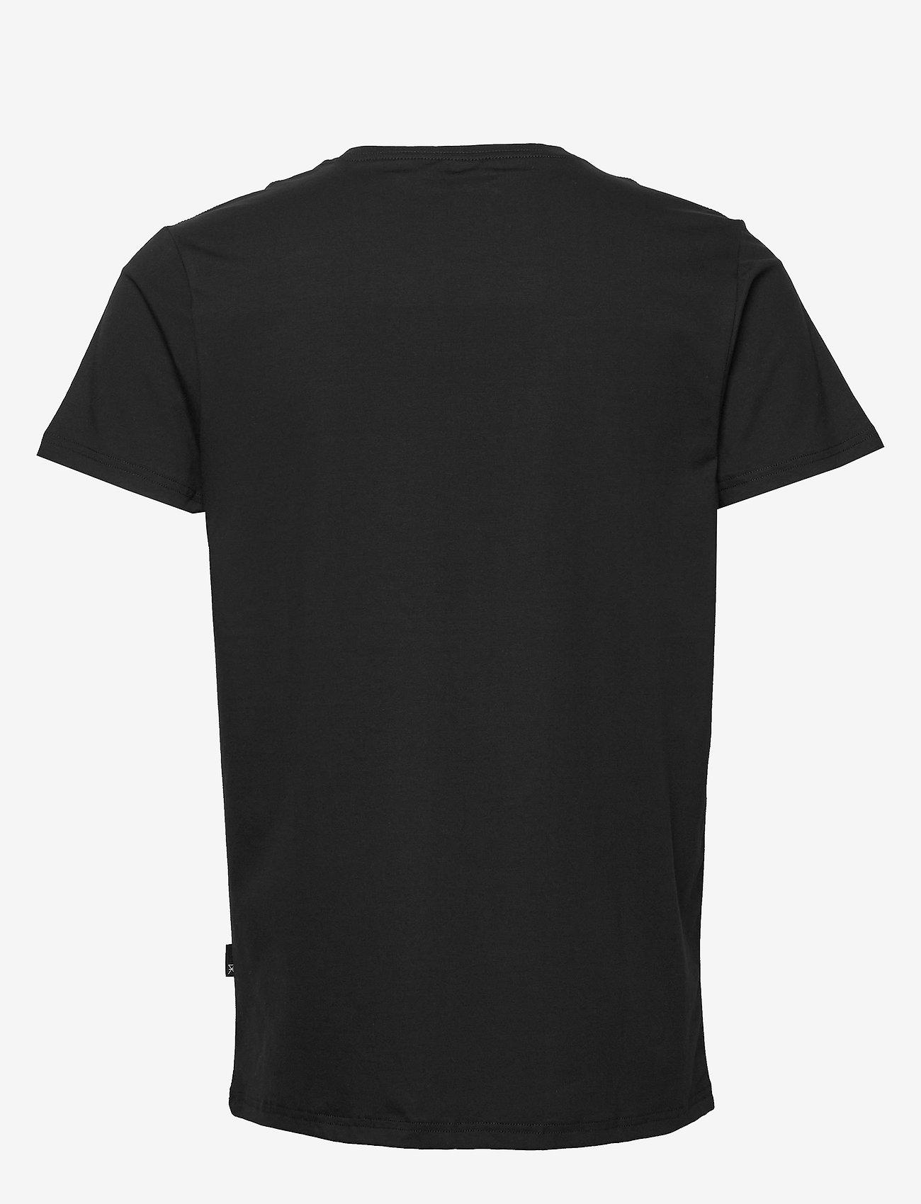 JBS of Denmark JBS of Denmark t-shirt O-neck - T-skjorter SVART - Menn Klær