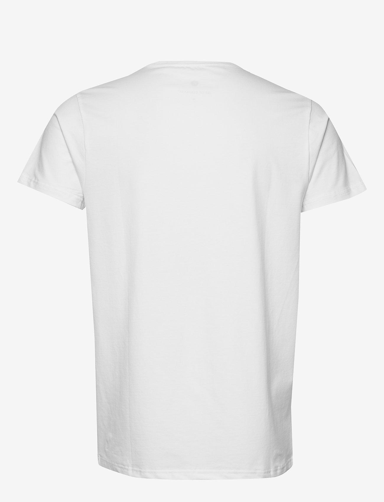 JBS of Denmark JBS of Denmark t-shirt O-neck - T-skjorter VIT - Menn Klær