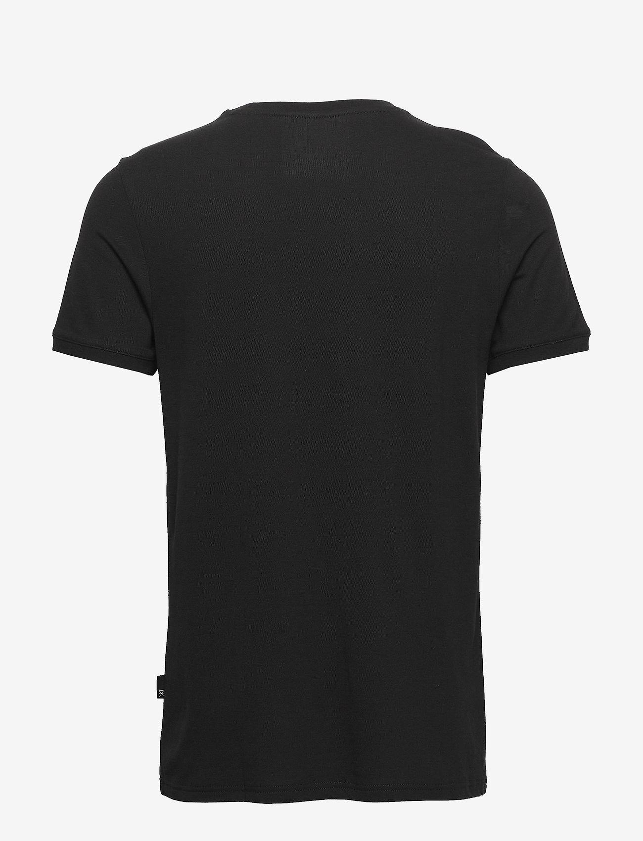 JBS of Denmark JBS of Denmark t-shirt pique - T-skjorter BLACK - Menn Klær