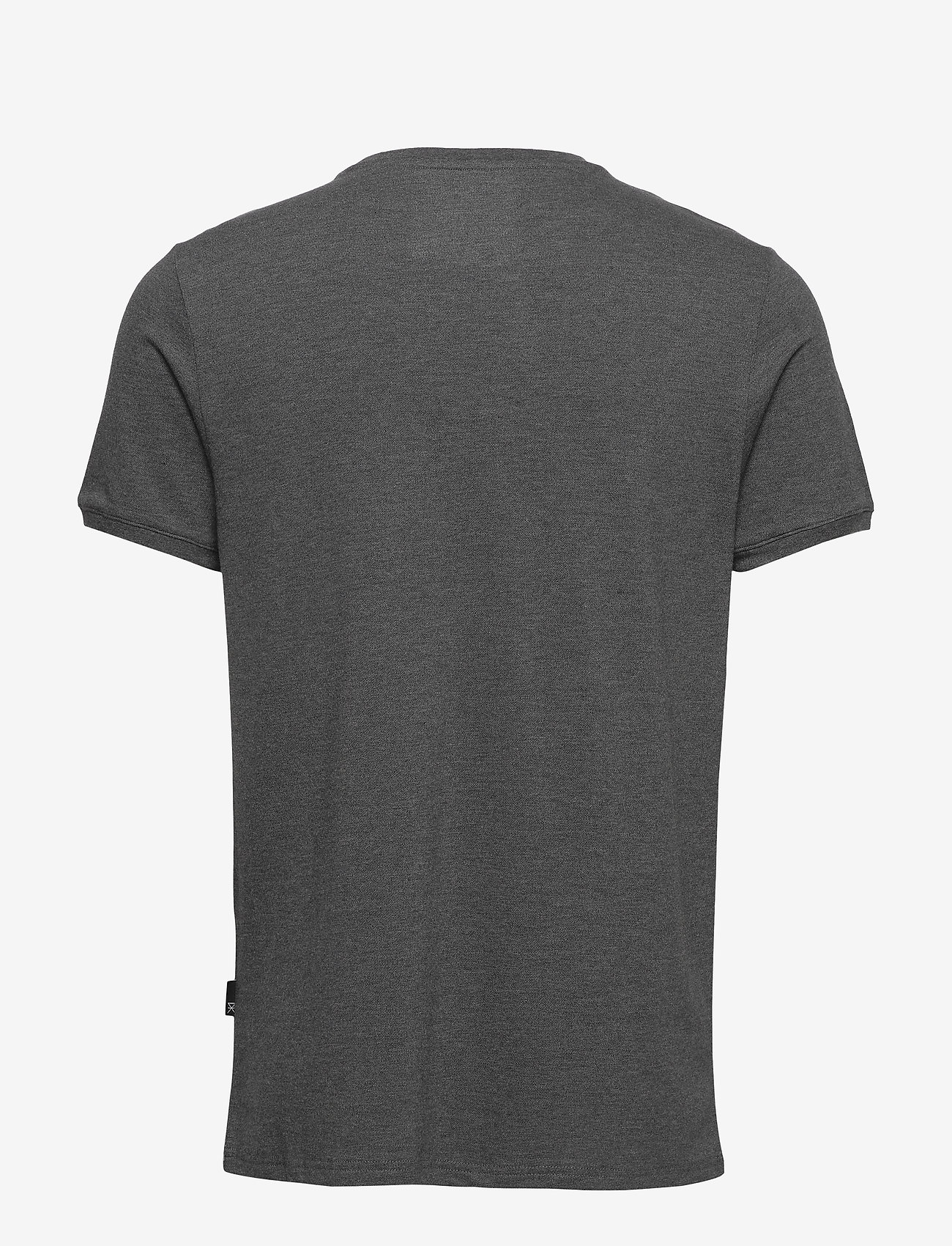 JBS of Denmark JBS of Denmark t-shirt pique - T-skjorter DARK GRAY - Menn Klær