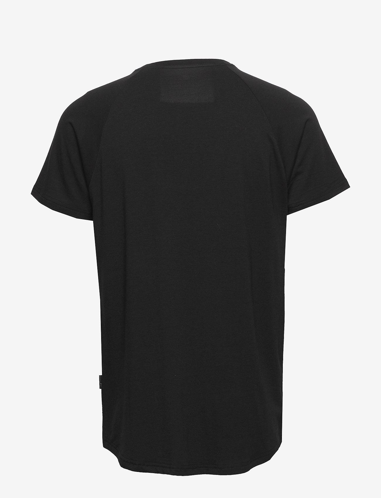 JBS of Denmark JBS of Denmark t-shirt w/print - T-skjorter BLACK - Menn Klær