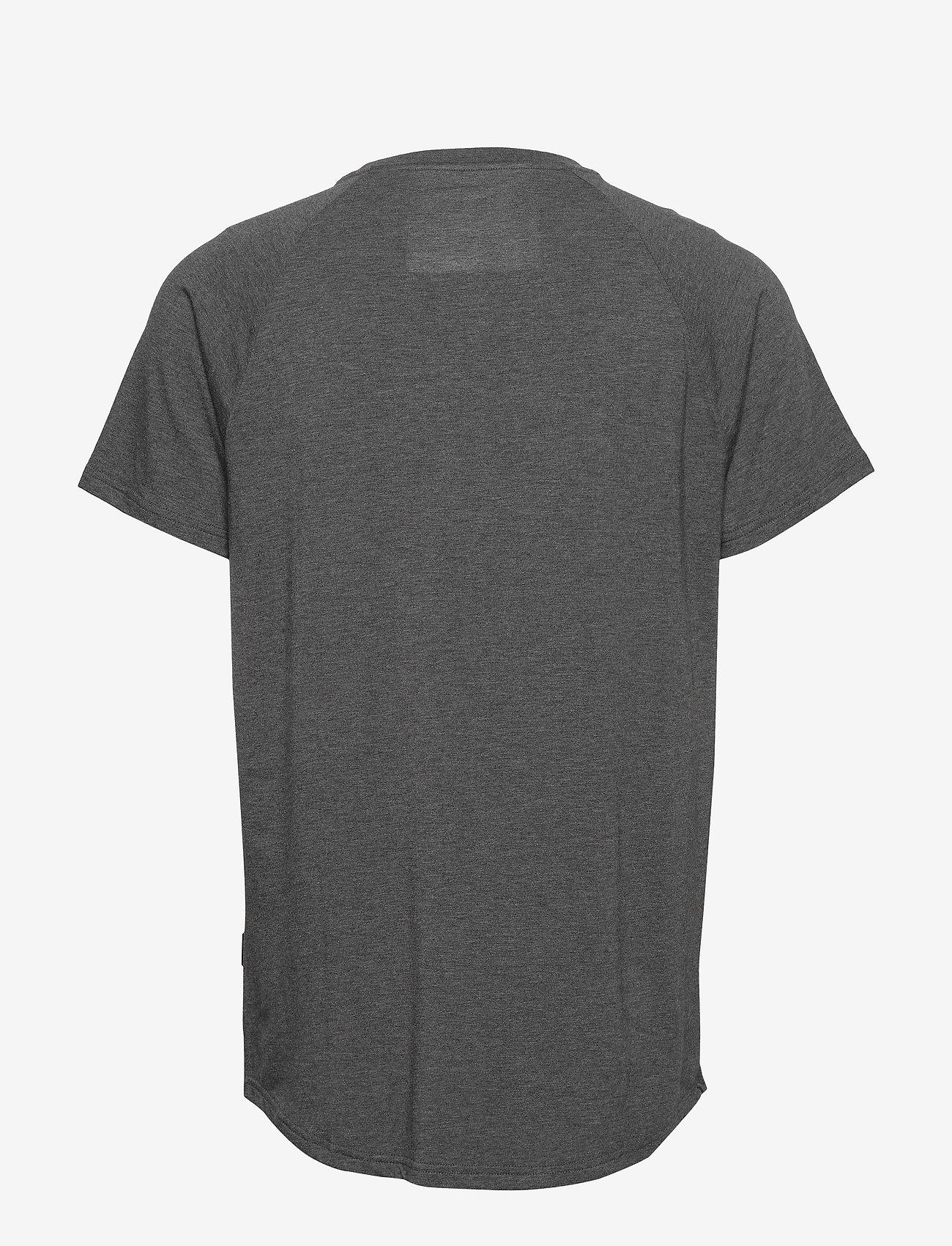 JBS of Denmark JBS of Denmark t-shirt w/print - T-skjorter DARK GRAY - Menn Klær