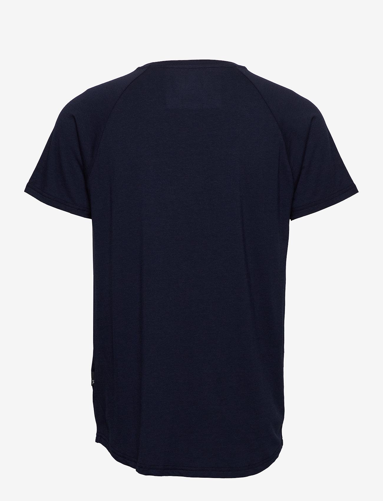 JBS of Denmark JBS of Denmark t-shirt w/print - T-skjorter NAVY - Menn Klær