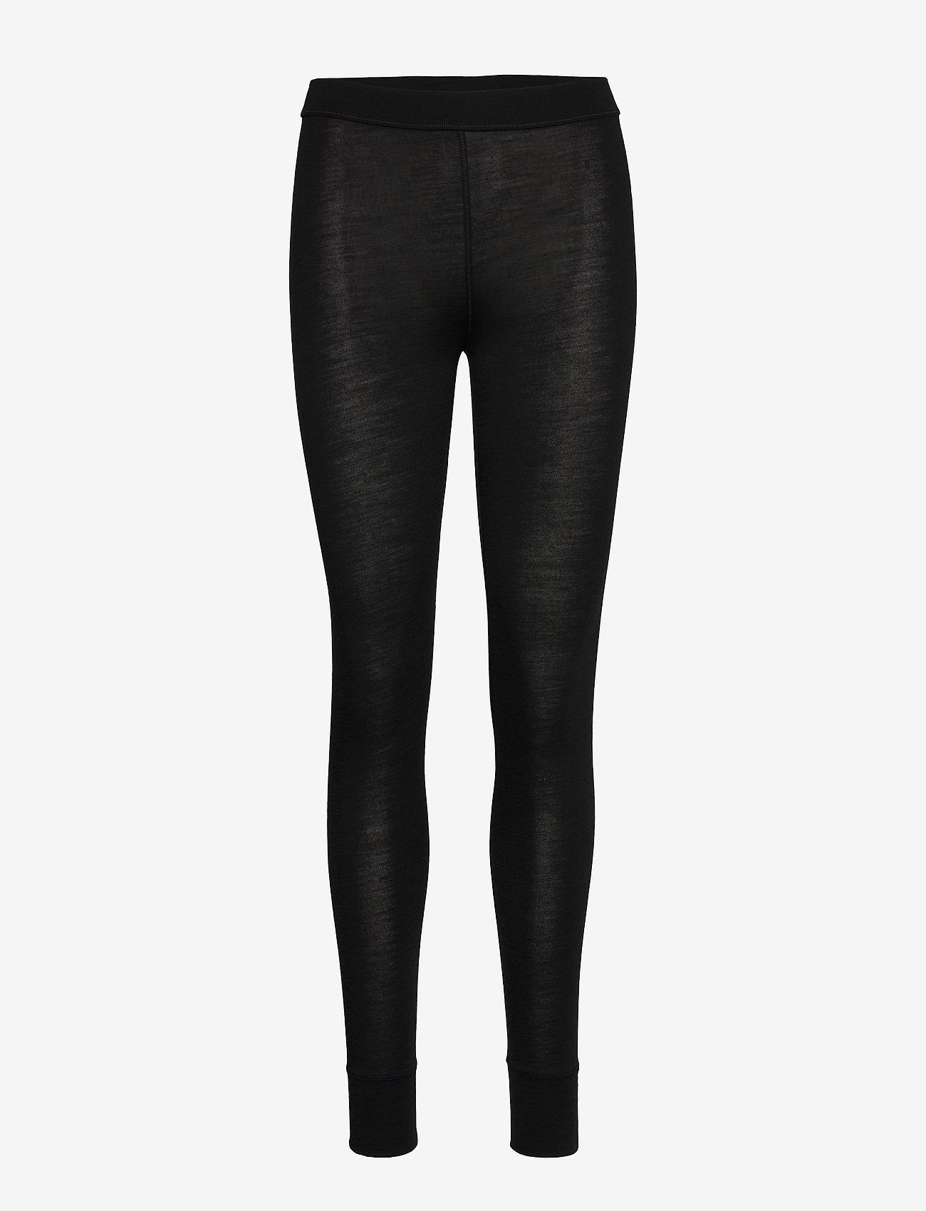 JBS of Denmark - JBS of DK pants wool - leggings - black - 0