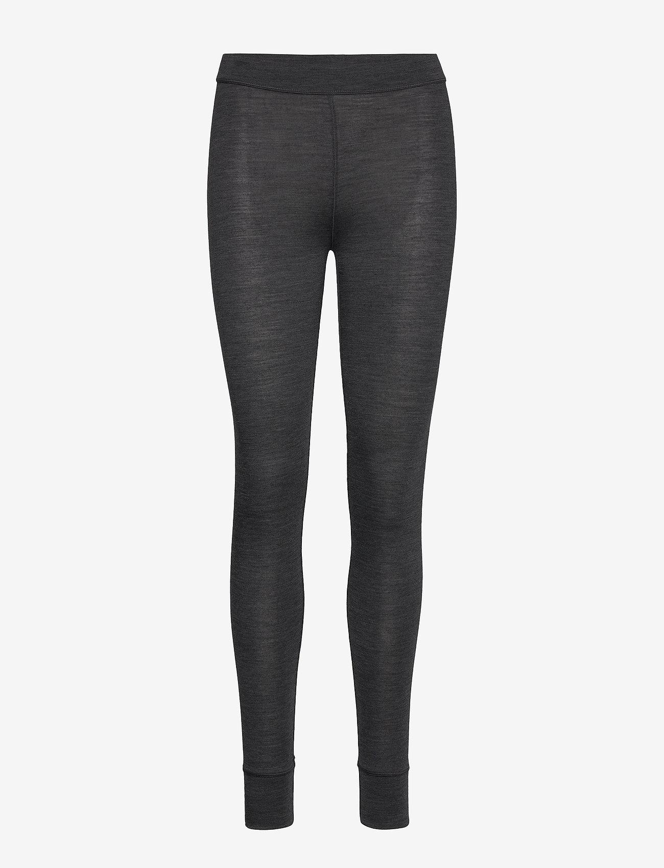 JBS of Denmark - JBS of DK pants wool - leggings - dark gray - 0