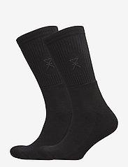 JBS of Denmark - JBS of dk socks bamboo 2-pack - regular socks - black - 0