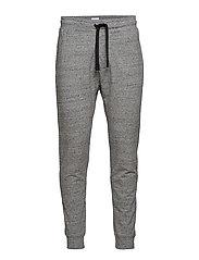 JBS of Denmark, sweat pants - GREY MELAN