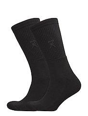 JBS of dk socks bamboo 2-pack - BLACK