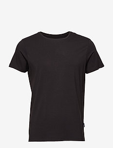 JBS of Denmark, O-neck t-shirt - podstawowe koszulki - black