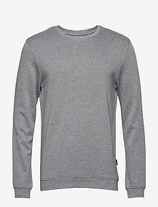 JBS of Denmark, bamboo shirt - GREY MEL.