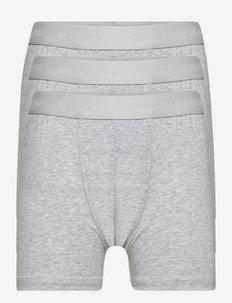 JBS of DK Boys 3-pack tights - shorts - ljusgrå me