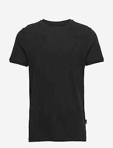 JBS of Denmark t-shirt pique - basic t-shirts - black