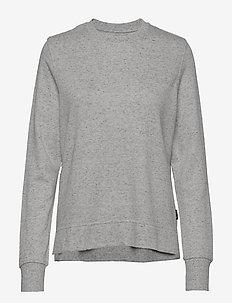 JBS of Denmark sweat bambo - góry - light gray
